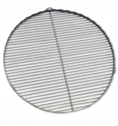 Ruszt stalowy z falbanką o średnicy 78 cm